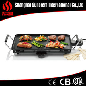Fh-1209 Non-Stick/Ceramic Coated Cook Ware Electrical Griddle Pan