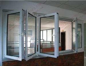 Good Quality Aluminum Folding Window (BHA-FW13) pictures & photos