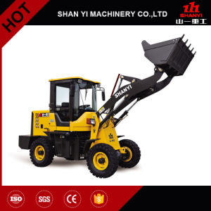 Earth Moving Machine 3ton Tractor Small Loader Front Loader pictures & photos