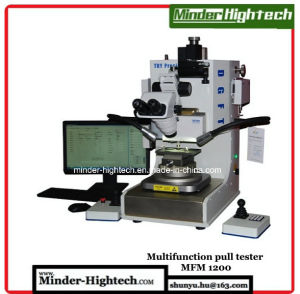 Multifunctional Cold Bump Pull Bond Test Mfm1200 pictures & photos