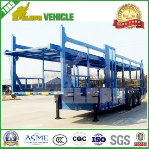 24V Electric Pump System Car Transport Trailer pictures & photos