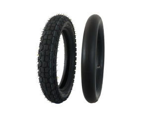 Motorcycle Accessories, Butyl Motorcycle Inner Tube (2.50-17, 2.50-18, 3.00-17, 3.00-18) with ISO9001 Certificate pictures & photos