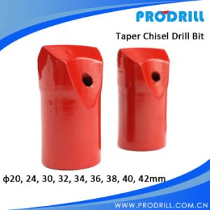 Chisel Bits for Rock Hole Drilling Working (1.5inch) pictures & photos