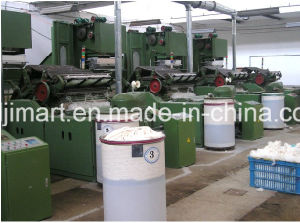 Automatic New Condition Wool/Cashmere/Cotton Carding Machine pictures & photos