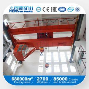 China Top Brand Double Girder Overhead Crane pictures & photos