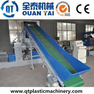 Double Stage Plastic Pellet Making Machine pictures & photos