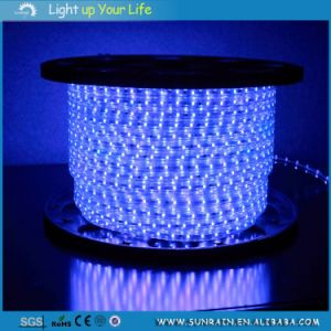 LED Strip Light IP44 100m/Roll 220V 110V, 3 Chips Outdoor Use for Garden Party Street pictures & photos