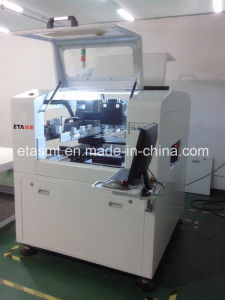 Full Auto Solder Paste Printing Machine with Working Area 400*340mm pictures & photos