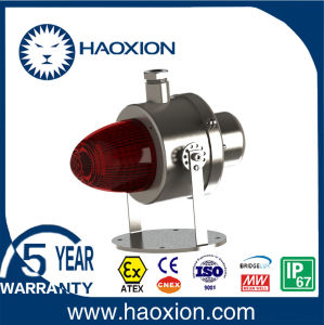 Explosion Proof Anti-Corrosion Sound and Light Warning Light pictures & photos