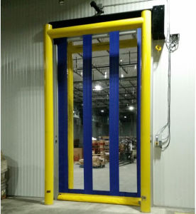 Industrial High Speed Door pictures & photos
