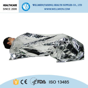 Outdoor Emergency First Aid PE Sleeping Bag pictures & photos