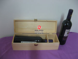2016 Wooden Wine Packing Box for Wedding pictures & photos