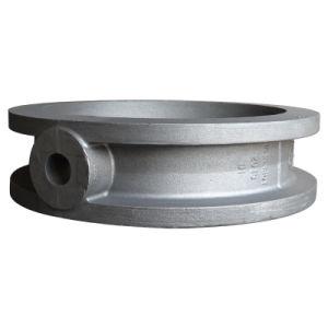 Round Valve Parts Cast Iron Minimum Wall Thickness