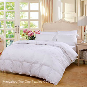100% Polyester Filled Bedding Quilt for Spring and Summer pictures & photos