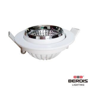 Die Casting Aluminum Rotatable Durable COB LED Downlight 7W