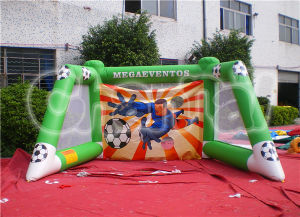 Kids Inflatable Speed Football Pitch on Sale pictures & photos