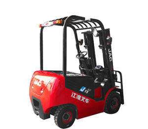 Electric Forklift (CPD10-1) pictures & photos