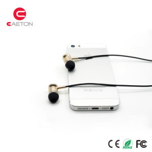 Sports Earbuds 3.5mm Metal Wired Earphone with OEM pictures & photos