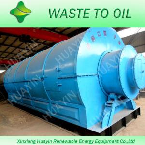 CE Certificate Waste Plastic Refining Machine
