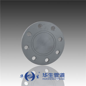Huasheng Plastic Dn15-400 CPVC DIN Standard Blind Flange pictures & photos