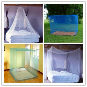 Long-Lasting Insecticidal Llin Square Mosquito Net pictures & photos