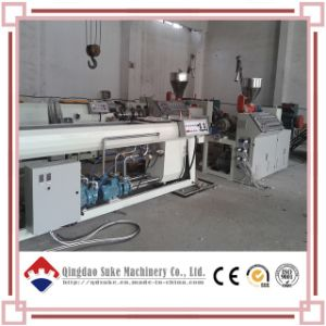 PVC Water Pipe Extrusion Machine Line pictures & photos