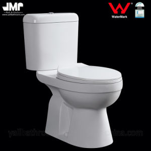 Sanitary Ware Close Stool Dual Flush Washdown Ceramic Toilet pictures & photos
