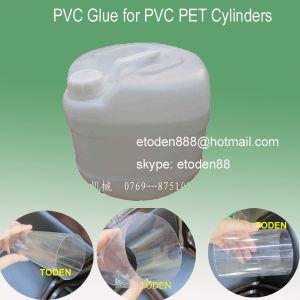 PVC Tube Boxes Cylinder Gluing