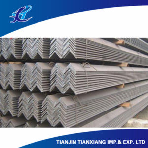 Building Material Q235B Carbon Steel Equal Angle Bar pictures & photos