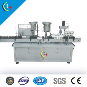 Automatic Juice Filling and Capping Machine (YXT-YGD)