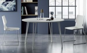 ANSI/BIFMA Standard High Quality Home Use Restaurant Round Tables and Chairs pictures & photos
