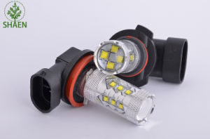 CREE LED Car Light, Fog Light 80W White 750-850lm pictures & photos