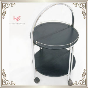 Liquor Trolley Cart (RS150501) Liquor Trolley Stainless Steel Furniture