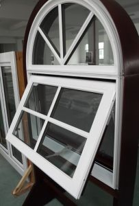 Finished Aluminium Window Morden Style pictures & photos