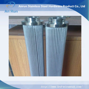 Micron Stainless Steel Wire Mesh Water Well Sand Screen Filter pictures & photos