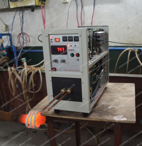 High Frequency Induction Quenching Machine (15KW) pictures & photos