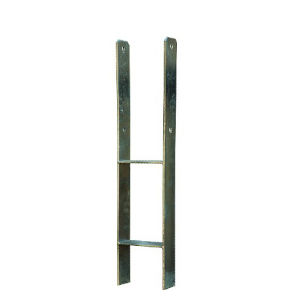 H Pole Anchor