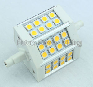 LED Light R7s 5W to Replace 78mm Double Ended Metal Halide Lamps pictures & photos