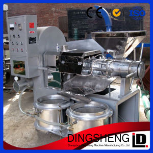 Gold Supplier of Cold Press Mustard Oil Mill Machine D-1685 pictures & photos