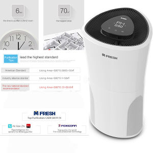 Mfresh M8088A Apollo Filters Air Purifier Producing by Foxccon pictures & photos