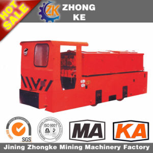 Advantages and Disadvantages of Battery Type Electric Locomotive pictures & photos