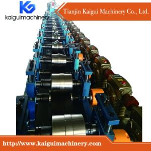 Worm Gearbox Ceiling T Bar Roll Forming Machine pictures & photos