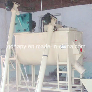 High Quality Small Production Capacity Animal Feed Machine pictures & photos