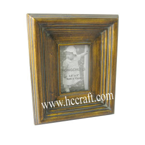 Gesso / Compo Wooden Photo Frame pictures & photos