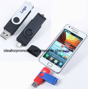 OTG USB Flash Drive, 2015 New USB Flash Drive pictures & photos