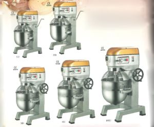 80 Literes Food Blender Mixer in Mixing Equipment with Safety Guard (YL-80I) pictures & photos