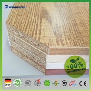 25mm MFC Particle Board with E0 Grade for High End Custom Furniture pictures & photos