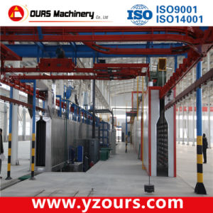 Overhead Conveyor System in Coating Line pictures & photos