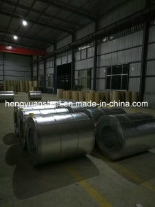 Chromated Surface Az120 Gl Galvalume Alu Zinc Steel Coil pictures & photos