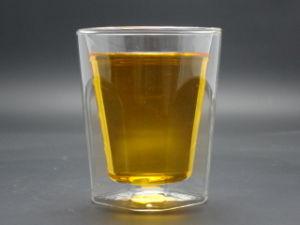 400ml Borosilicate 3.3 Double Wall Glass Cup